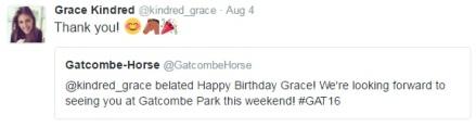 Gatcombe twitter