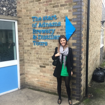 A review of Adnams Brewery tour