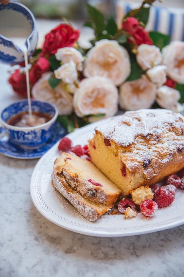Rosie Londoner French yoghurt cake