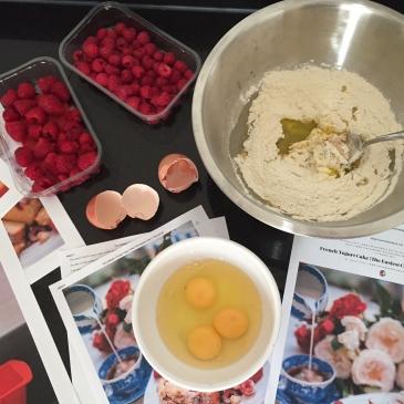 Country Weekender blog French yoghurt cake recipe
